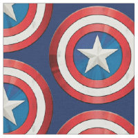 Avengers Classics | Captain America Brushed Shield Fabric