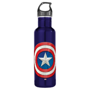Details about  /Captain America Steel Water Bottle Marvel Avengers High Quality AU SELLER