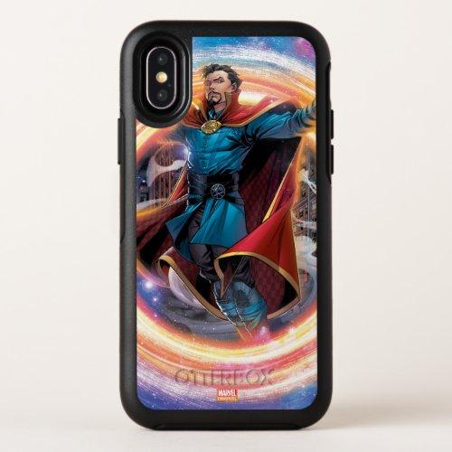 Avengers Classics   Doctor Strange In Portal Phone Case