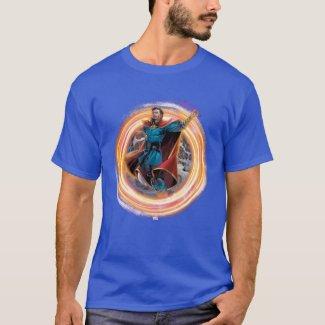Avengers Classics | Doctor Strange In Portal T-Shirt