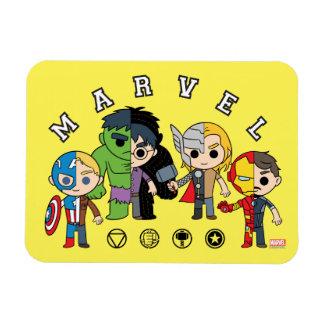 Avengers Classics   Dual Identity Magnet