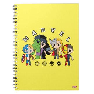 Avengers Classics | Dual Identity Notebook