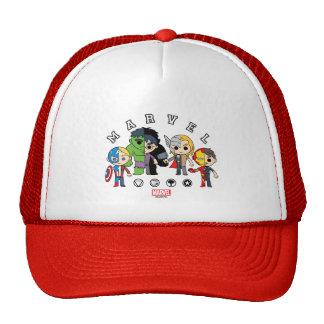 Avengers Classics | Dual Identity Trucker Hat