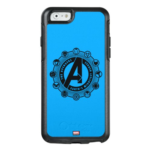 Avengers Classics   Earth's Mightiest Heroes Icons Phone Case