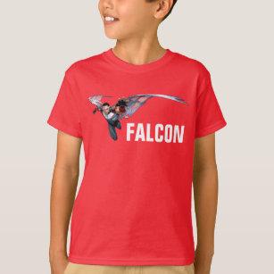 Avengers Classics   Falcon In Flight T-Shirt