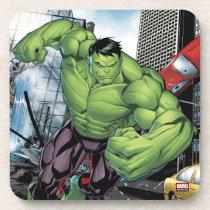 Avengers Classics | Hulk Charge Beverage Coaster