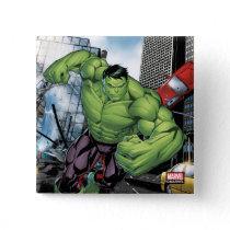 Avengers Classics | Hulk Charge Button