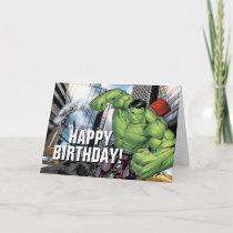 Avengers Classics | Hulk Charge Card