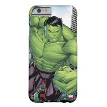 Avengers Classics | Hulk Charge Barely There iPhone 6 Case