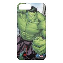 Avengers Classics | Hulk Charge iPhone 8 Plus/7 Plus Case