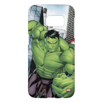 Avengers Classics | Hulk Charge Samsung Galaxy S7 Case