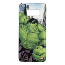 Avengers Classics | Hulk Charge Case-Mate Samsung Galaxy S8 Case