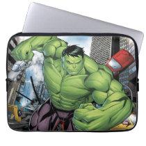 Avengers Classics | Hulk Charge Laptop Sleeve