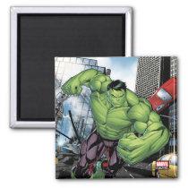 Avengers Classics | Hulk Charge Magnet