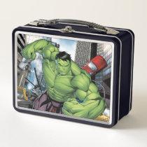 Avengers Classics | Hulk Charge Metal Lunch Box
