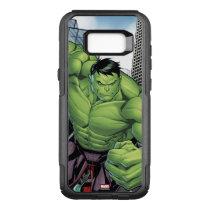 Avengers Classics | Hulk Charge OtterBox Commuter Samsung Galaxy S8+ Case