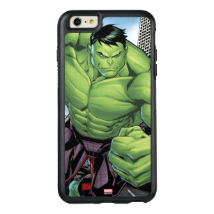 Incredible Hulk iPhone 6/6s Cases & Covers   Zazzle