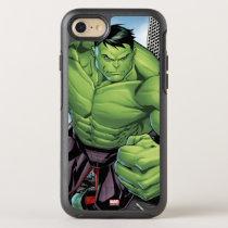Avengers Classics | Hulk Charge OtterBox Symmetry iPhone SE/8/7 Case