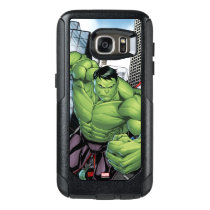 Avengers Classics | Hulk Charge OtterBox Samsung Galaxy S7 Case