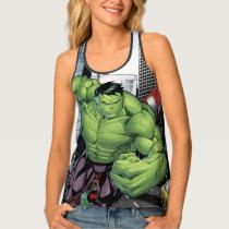 Avengers Classics | Hulk Charge Tank Top