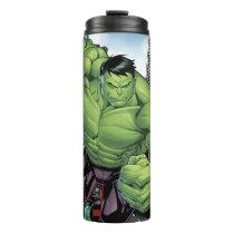 Avengers Classics | Hulk Charge Thermal Tumbler