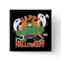 "Avengers Classics | Hulk ""Happy Halloween"" Button"