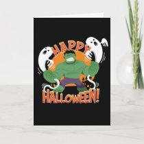 "Avengers Classics | Hulk ""Happy Halloween"" Card"