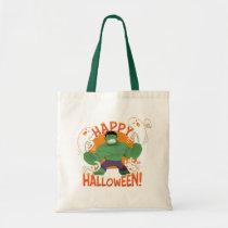 "Avengers Classics | Hulk ""Happy Halloween"" Tote Bag"