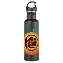 Avengers Classics | Hulk Jack-o'-lantern Stainless Steel Water Bottle