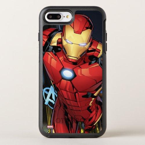 Avengers Classics   Iron Man Flying Forward Phone Case