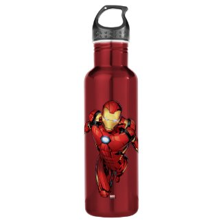 Avengers Classics | Iron Man Flying Forward Stainless Steel Water Bottle