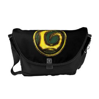 Avengers Classics | Loki Symbol Courier Bag