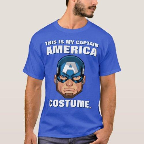 Avengers Classics  My Captain America Costume T_Shirt