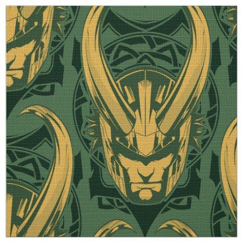 Avengers Classics | Norse Loki Graphic Fabric