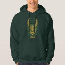 Avengers Classics   Norse Loki Graphic Hoodie