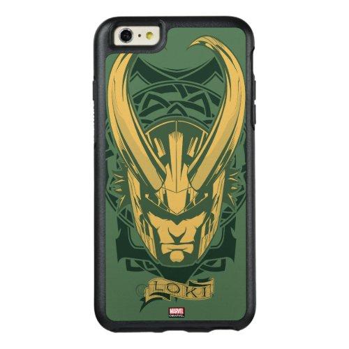 Avengers Classics   Norse Loki Graphic Phone Case