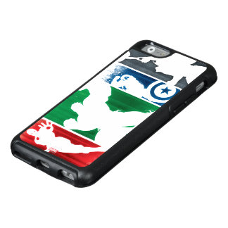 Avengers Classics | Paint Swatch Silhouettes OtterBox iPhone 6/6s Case