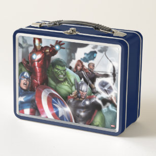 Black Widow Lunch Boxes