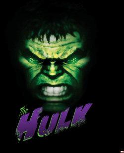 Incredible Hulk Shower Curtains