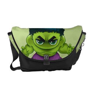 Avengers Classics | The Hulk Stylized Art Courier Bag