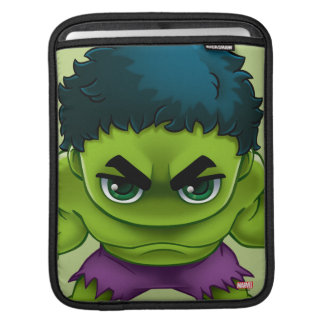 Avengers Classics   The Hulk Stylized Art iPad Sleeves