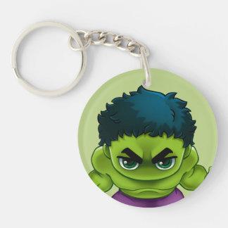 Avengers Classics | The Hulk Stylized Art Keychain