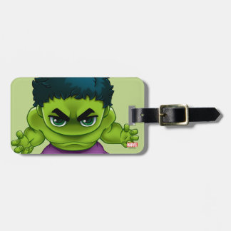 Avengers Classics | The Hulk Stylized Art Luggage Tag