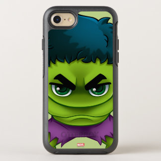 Avengers Classics | The Hulk Stylized Art OtterBox Symmetry iPhone 8/7 Case