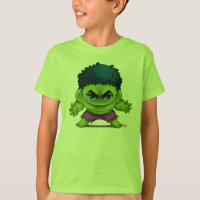 Avengers Classics   The Hulk Stylized Art T-Shirt
