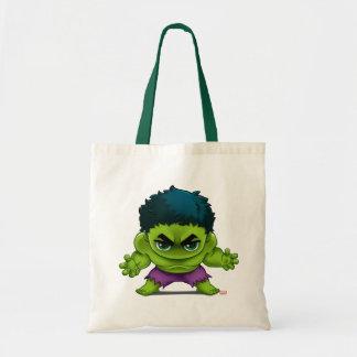 Avengers Classics   The Hulk Stylized Art Tote Bag