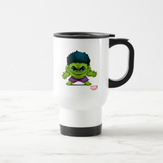 Avengers Classics | The Hulk Stylized Art Travel Mug