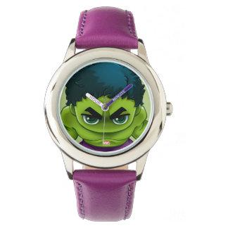 Avengers Classics | The Hulk Stylized Art Wrist Watch