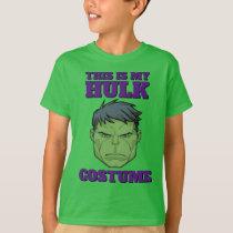 Avengers Classics | This Is My Hulk Costume T-Shirt