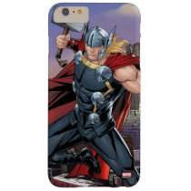 Avengers Classics | Thor Leaping With Mjolnir Barely There iPhone 6 Plus Case